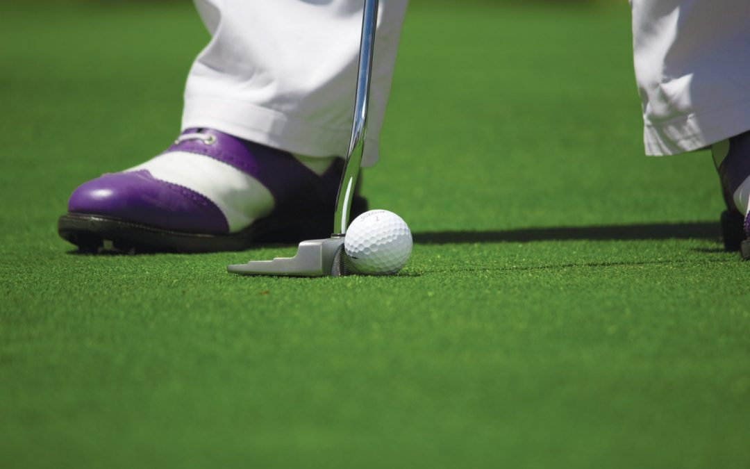 Golf Yips How To Be Free
